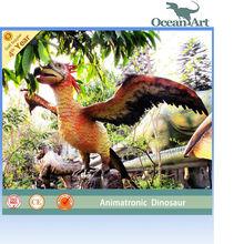 Ocean Art simulation dinosaur