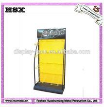 2014 best selling KD design mini supermarket display shelf