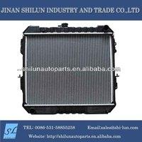 high performance quality guarantee toyota innova radiator
