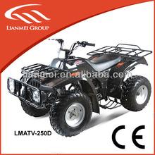 quad bike 250cc best selling model in Chile farm atv