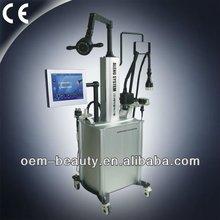 2014 new design F017 rf+vacuum+cavitation slimming machine for fat reduction