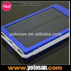 Mobile Phone Portable Charger Battery Power Bank 10000mAh Mini Small Solar Panel