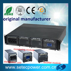 "19"" 2U Rack- high frequency switched mode power supply rectifier (SMPS)"