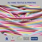 Printed nylon swimsuit spandex stretch fabric