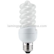 20W T2 full spiral energy saving light bulb