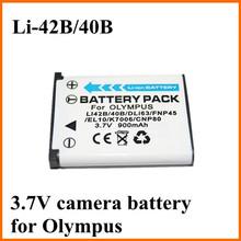 For Olympus discount traveler camcorder battery Li-40B/42B