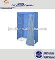 Th2696(5) venda quente dobrável tecido armário( armário de roupa)
