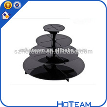 acrylic cake stand cover
