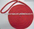 De nylon trenzado de la cuerda, 16 línea de cuerda de nylon trenzado, línea de muelle
