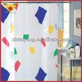 el futuro diseño de baño de pvc de plástico cortinas para puertas