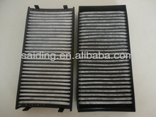 E70 Cabin Air Filter 64316945586 2007 - 2010 auto chassis aftermarket spare parts and car accessory