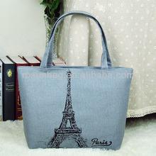 2014 new design durable and elegant tote bag