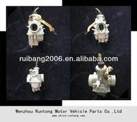 Zinc carburetors YBR125 125CC carburetor for dirt bike,moped, motorcycle