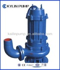 WQ electric submersible sewage water pump waste water pump dirty water pump