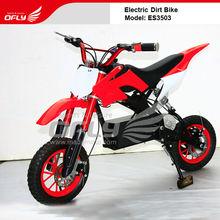 2014 High Quality Christmas Gift kids 350w mini electric dirt bike E3503