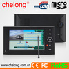 4.3 Inch LCD Screen HD Car DVR With TFT Display 300 Mega Pixel Color CMOS Touch Screen GPS Navigator Car DVR