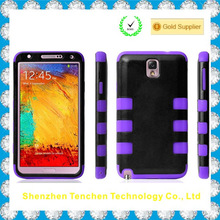 Hot new design six point robot case For Samsung Galaxy Note 3