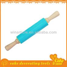 Cake decorating accessories fondant dough rolling pin