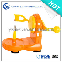 zeal AS014C plastic manual commercial apple peeler corer slicer