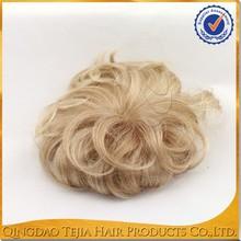 100% Virgin hair wigs men Indian Jiaozhou city Qingdao China factory