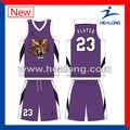 El último diseño 2011 baloncesto jersey del diseño 2014