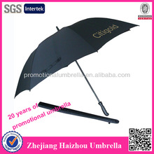 30 inch cheap promotional umbrellas with pouch