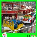 ملاهي مصغرة ركوب القطار الكهربائي على سيارات أتوبيس