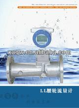 Natural gas flow meter
