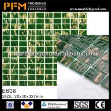 Popular decoration PFM high quality bedroom mosaic decoration
