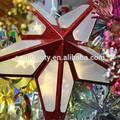 partito decorazione appesa pieghevole stella lanterne di carta