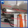 Edelstahl lockig kartoffeln maschine, hohe effciency und Energieeinsparung kartoffel-chips spirale schneidemaschine 0086 18703616827