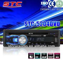 Car Audio 1 Din Car DVD with USB/SD/MP3/Raido Function STC-5204