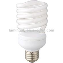 T2 25W half spiral energy saving lamp