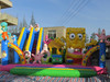 Customized Spongebob Inflatable Castles Games for Sale