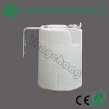 E14 decorative ceiling bulb holder for fluorescent lamp