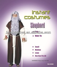 2014 Top Selling Man Shepherd Costume With Smart Decorations