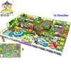 New Soft Indoor Playground Naughty Castle