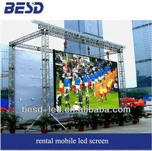 event /concert/stage background rental Led Display