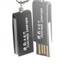 mini usb Swivel Flash drive with advertising keychain promotion usb flash drive for wholesale