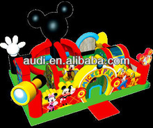 cheap inflatable combo games from china for sale