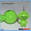 LK-Ae(33) Hot Sale Fashion car led keychain with the high performance custom keychain