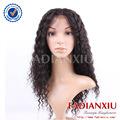 Peluca llena del cordón pulgadas 8-28 en la venta al por mayor brasileño virgen del pelo humano peluca