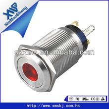 XMS keyless entry smart pushbutton start engine(Dia.19mm,X19-281,UL,CE,FCC,ROHS)