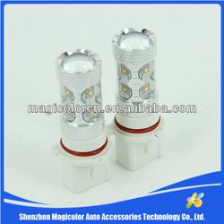 High Power Cree chip Super bright 1156 H11 HB4 P13W 7443 7440 car led lighting