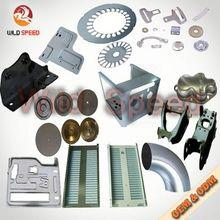 Custom sheet metal fabrication formulas