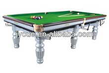 jianying billiard table manufacturer recreation pool table