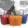 imitation brand bags designer handbags handbag import wholesale studded bag big tote bag EMG2930