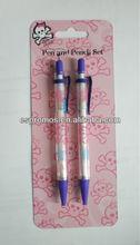 reusable ball point pen