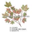 artificial de árboles de ramas y hojas