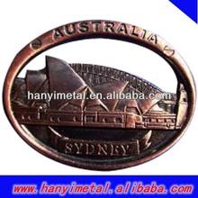 Custom australia souvenir soft pvc fridge magnet